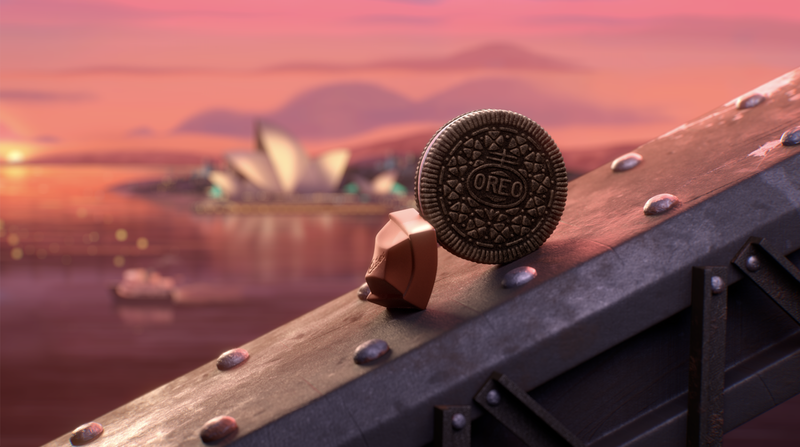 Cadbury & Oreo