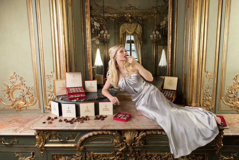 Campaing Photoshoot for Charbonell et Walker