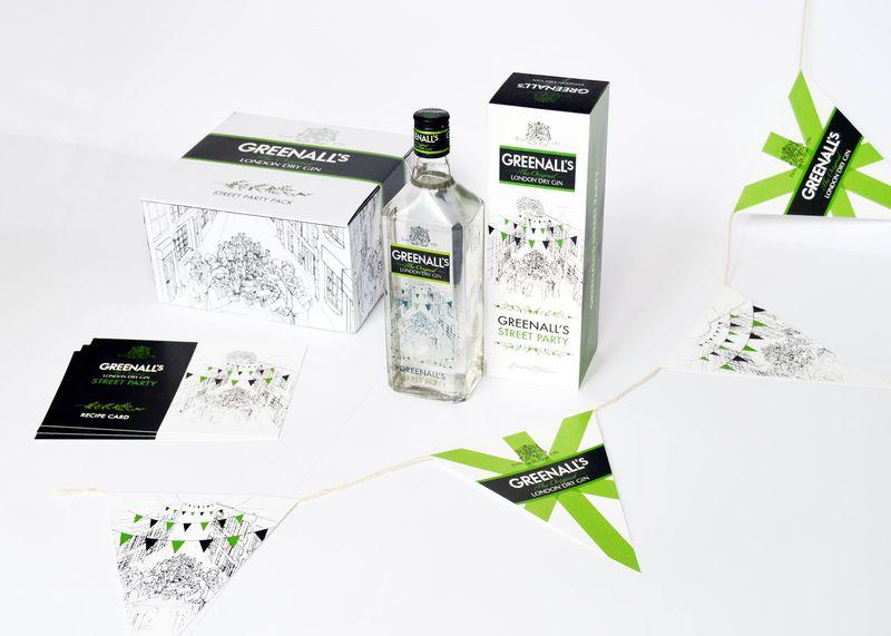 Greenhalls Gin