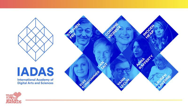 Join the International Academy of Digital Arts & Sciences