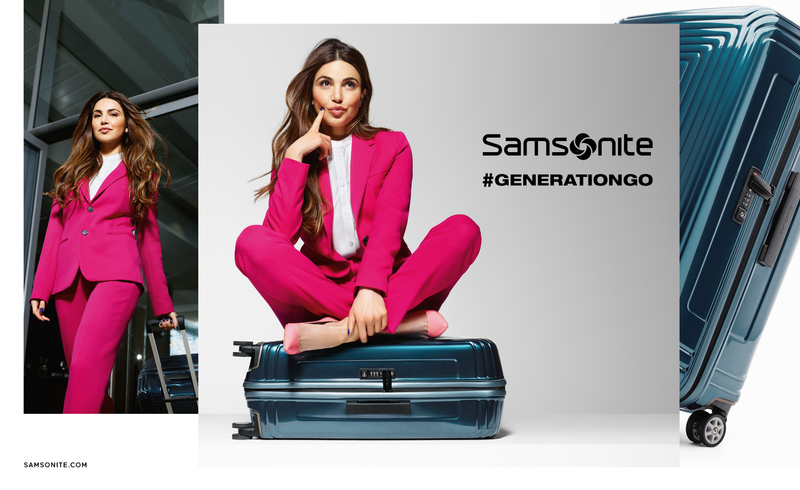 Samsonite: Generation Go