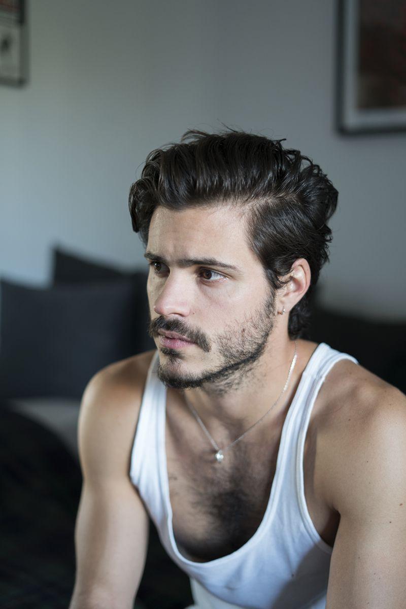 Matthieu Charneau/ actor portrait
