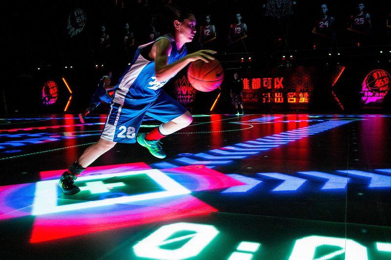 Nike Basketball - Rise 2.0, China