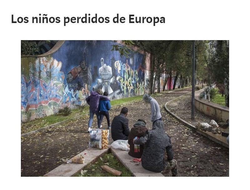 Los niños perdidos de Europa