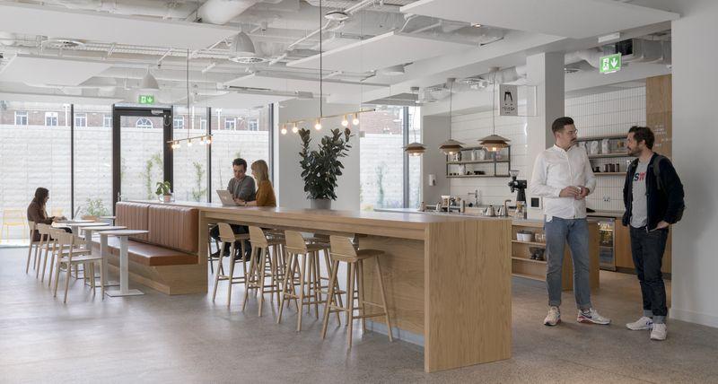Zendesk Dublin Office