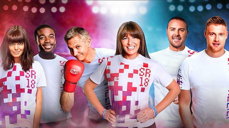 Sport Relief - BBC One (2014, 2016, 2018)