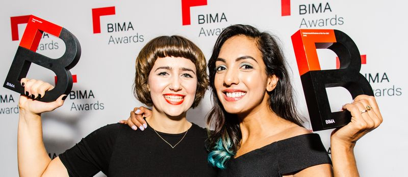 BIMA Awards - The Shortlist
