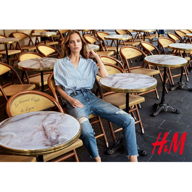 Photographer Dan Martensen for H&M