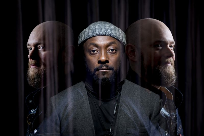 Will.i.am and David Johnson futurists
