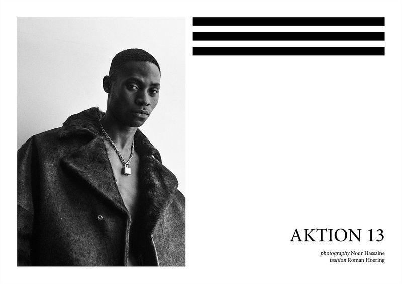 Menswear Editorial - Aktion 13