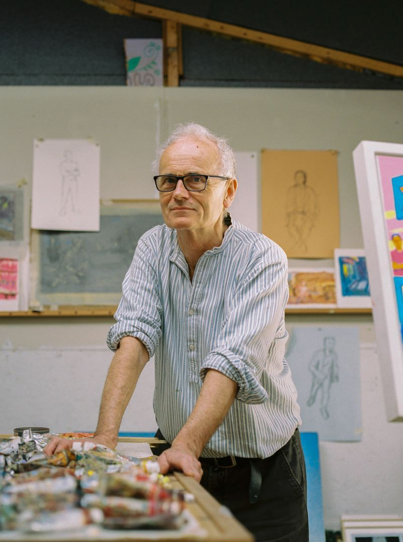 Julian Bell for Christie's Magazine