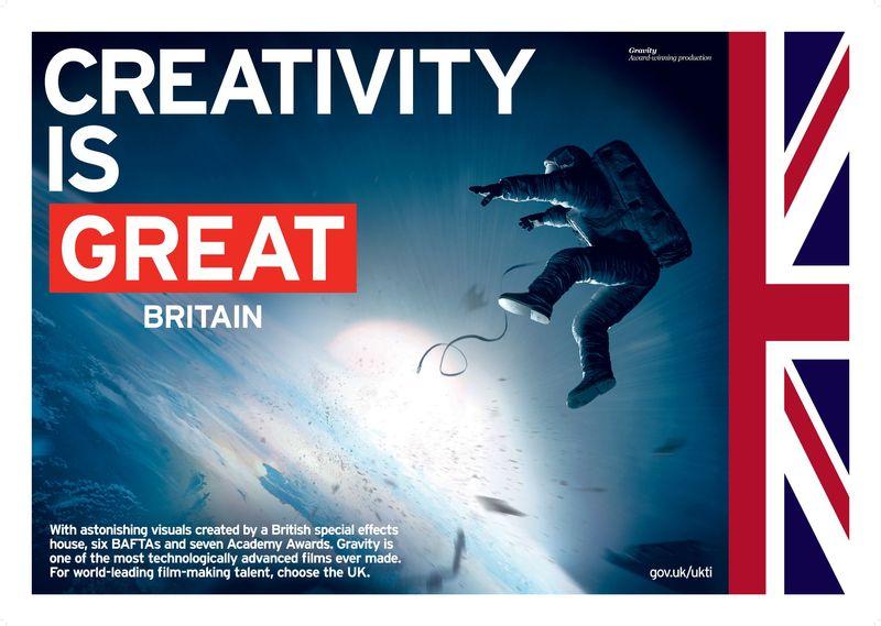 Creative Industries Campaigns - DIT GOV.UK