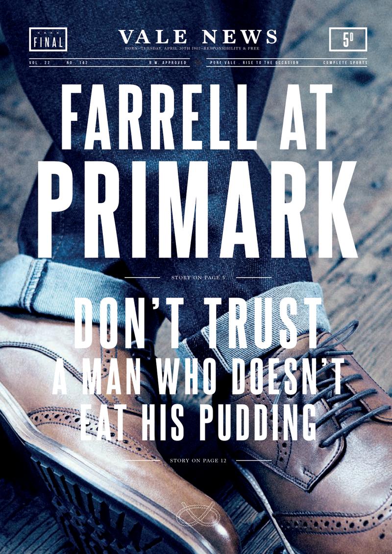 Primark — Farrell