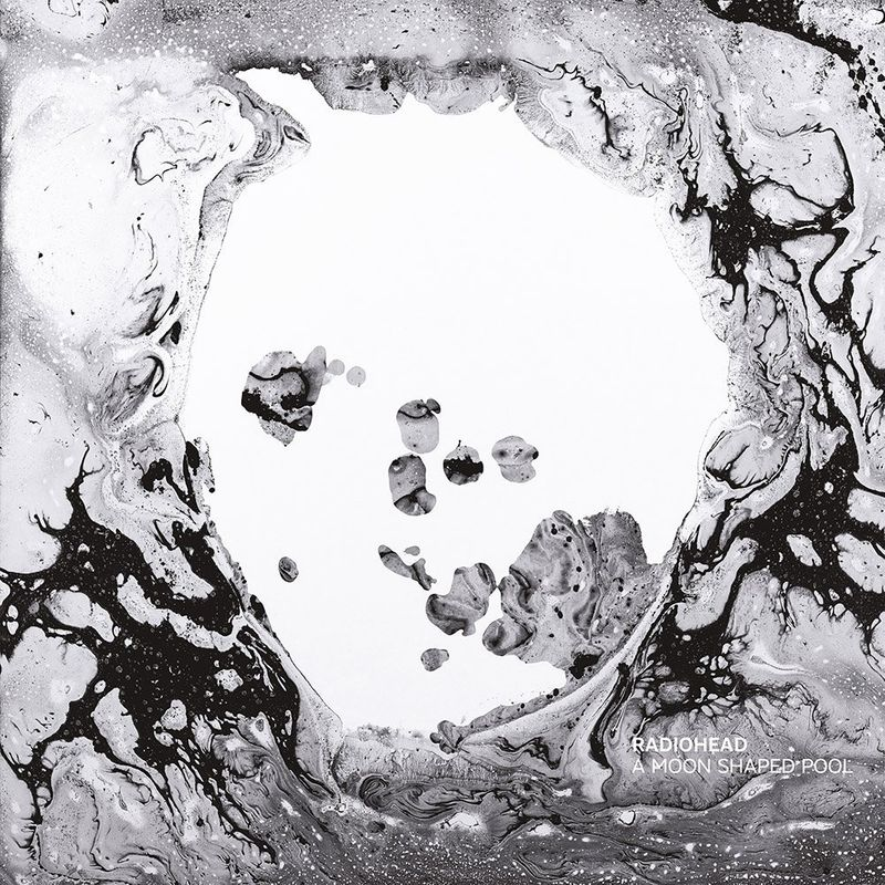 Radiohead - A Moon Shaped Pool, Record Collector, July 2016