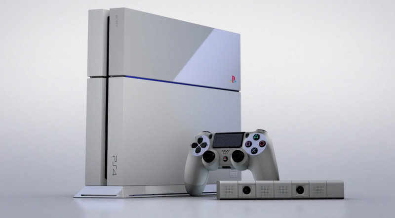 Sony PlayStation 20th Anniversary PS4 Console Reveal