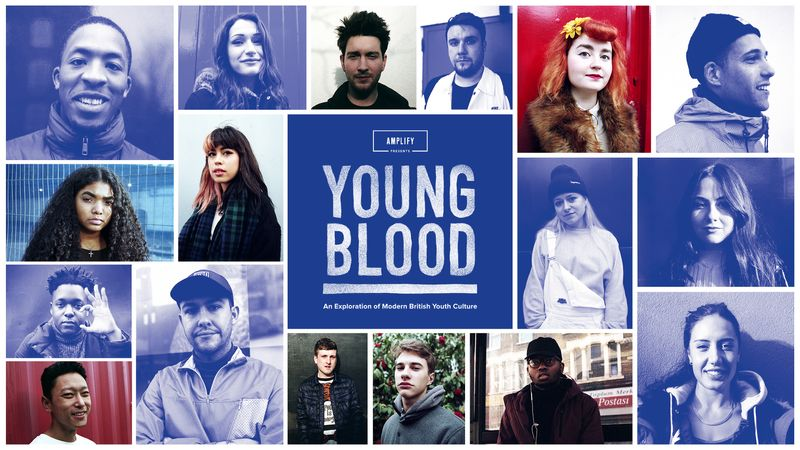 Young Blood 1: Exploring Modern British Youth Culture