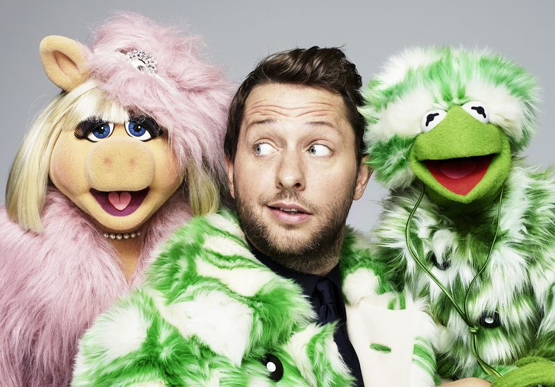 The Muppets x Rankin