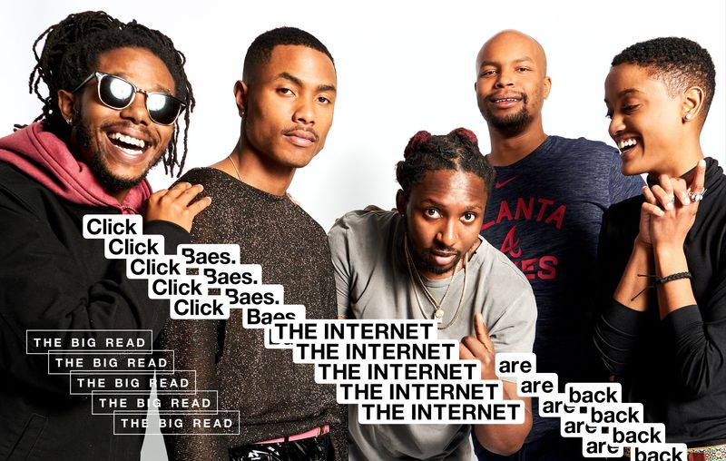 The Internet - NME