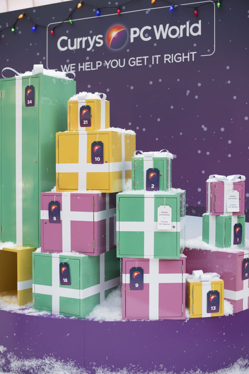 Currys PC World - Advent Calendar