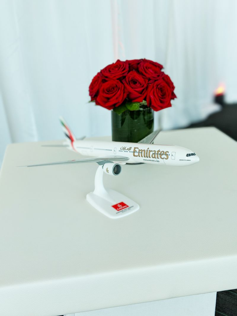 Emirates - New Route Launch