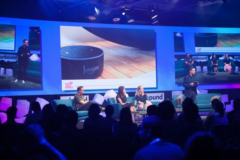 Panel on Voice Technology - Unbound London 2018