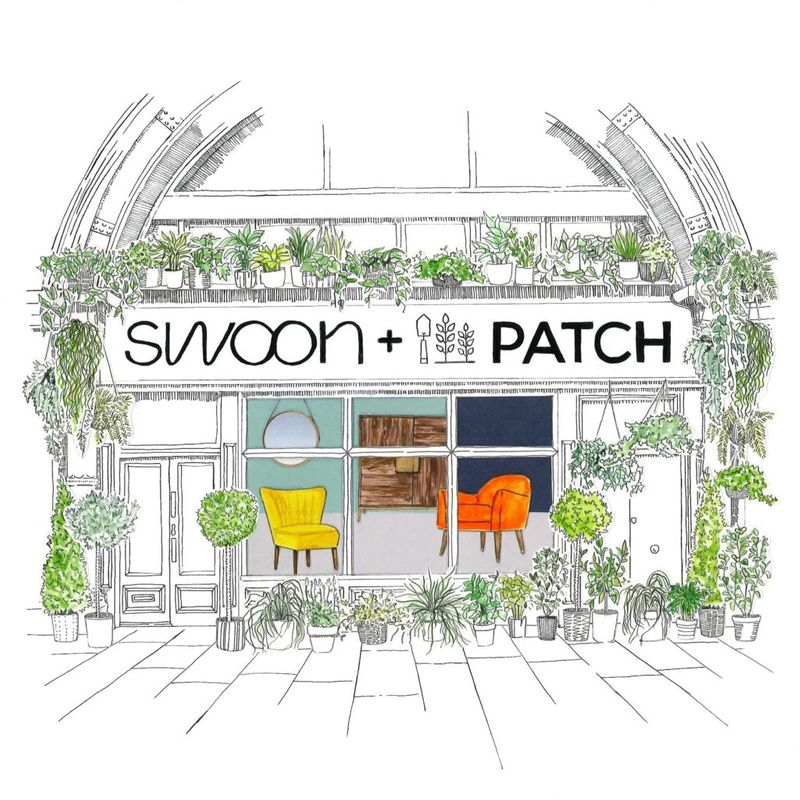 Swoon + Patch | Shoreditch Pop Up 2018