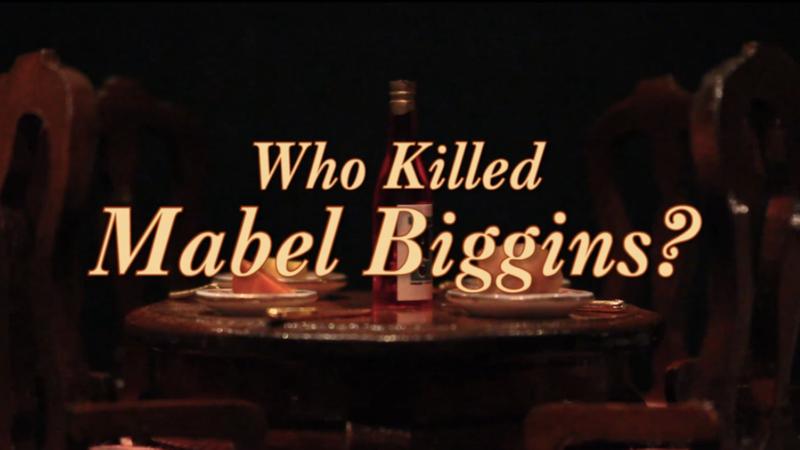 Who Killed Mabel Biggins
