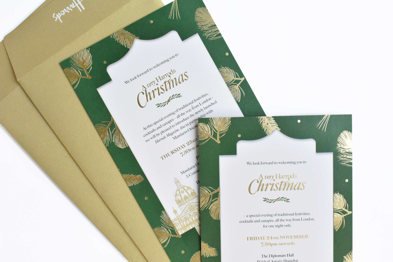 Harrods International Christmas Events | The Dots