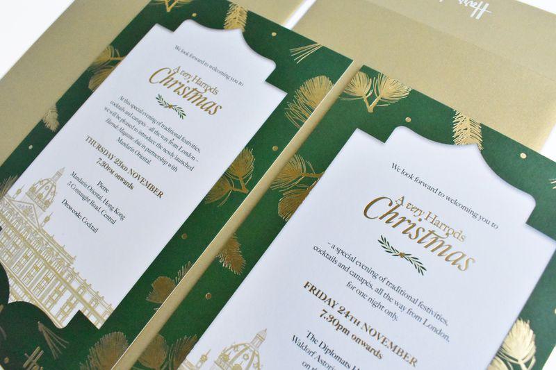 Harrods International Christmas Events