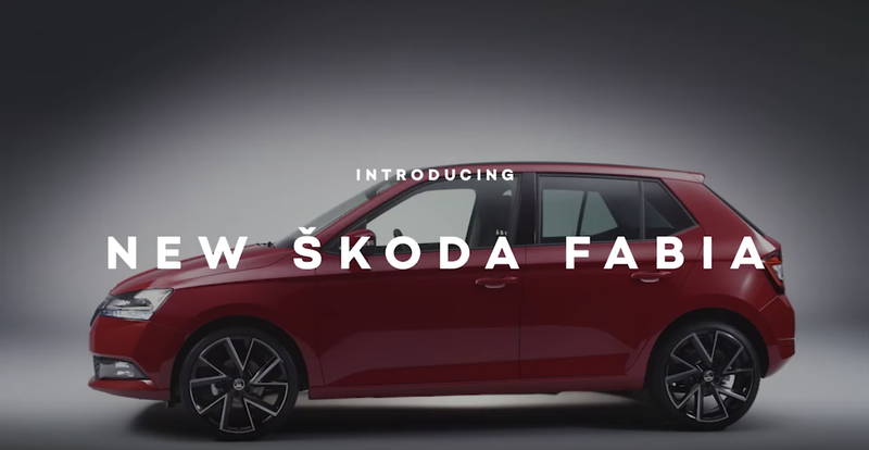 Introducing - NEW ŠKODA FABIA