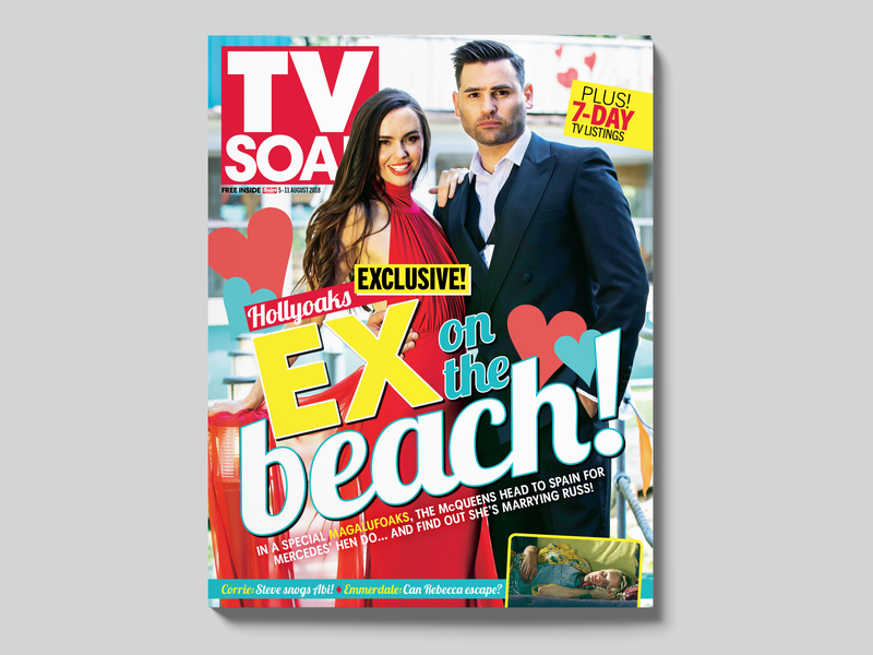 TV SOAP Magazine (2018)