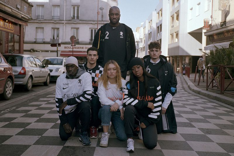 Director BAFIC for Nike X OFF-WHITE
