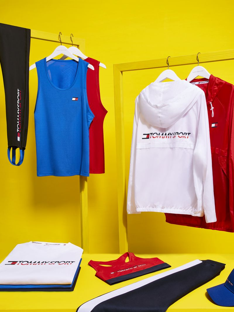 Tommy Hilfiger (SP19), Sport Product Stories