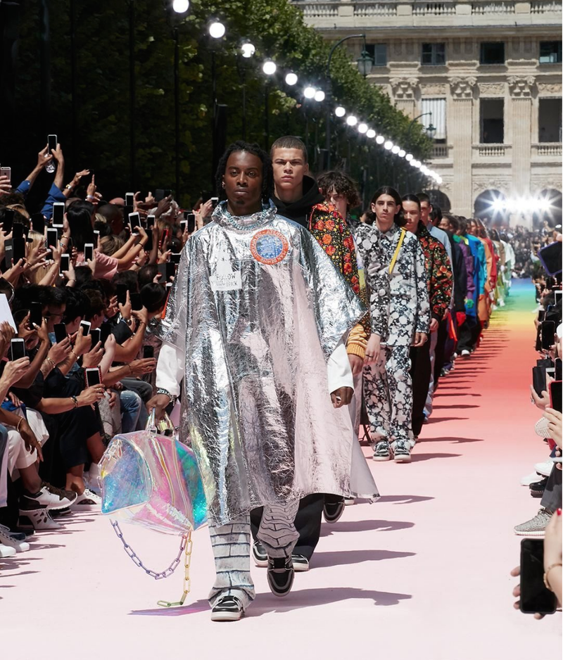 OP:ED - Virgil Abloh showcases his first Louis Vuitton collection at PFW