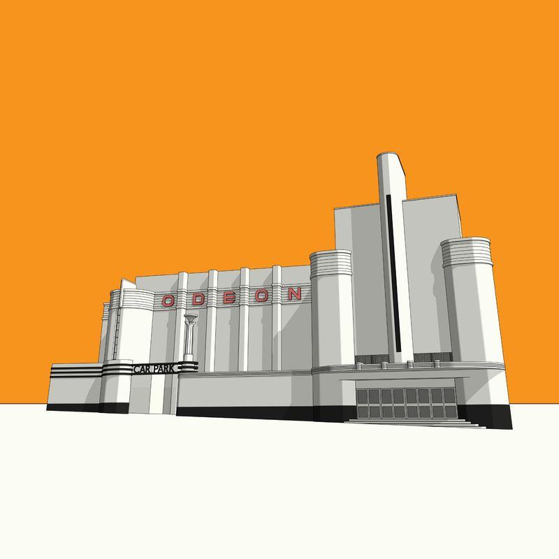 Modernist London