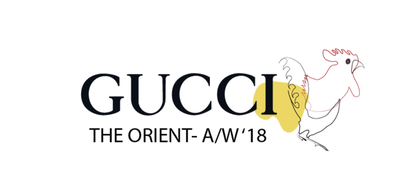 Gucci Capsule Collection : The Orient