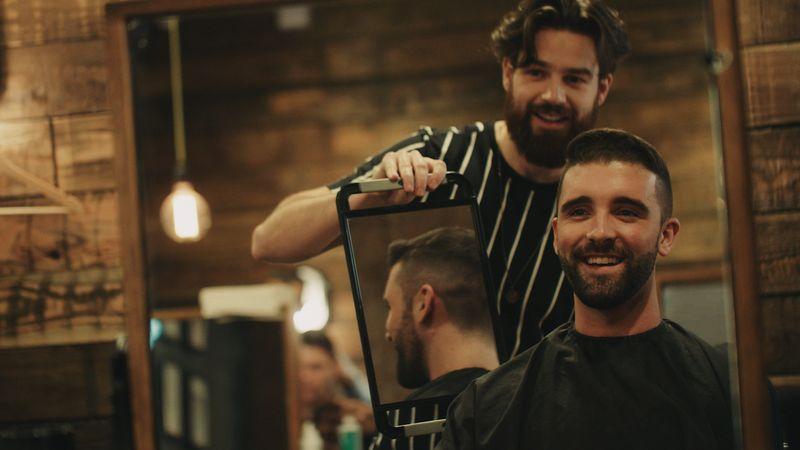 Ruffians Barber Shop Brand Film