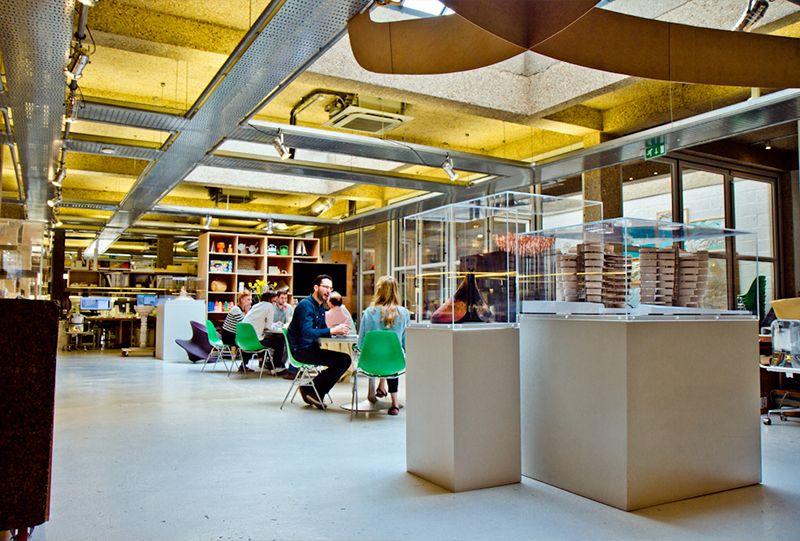 Winners' experience Heatherwick Studio