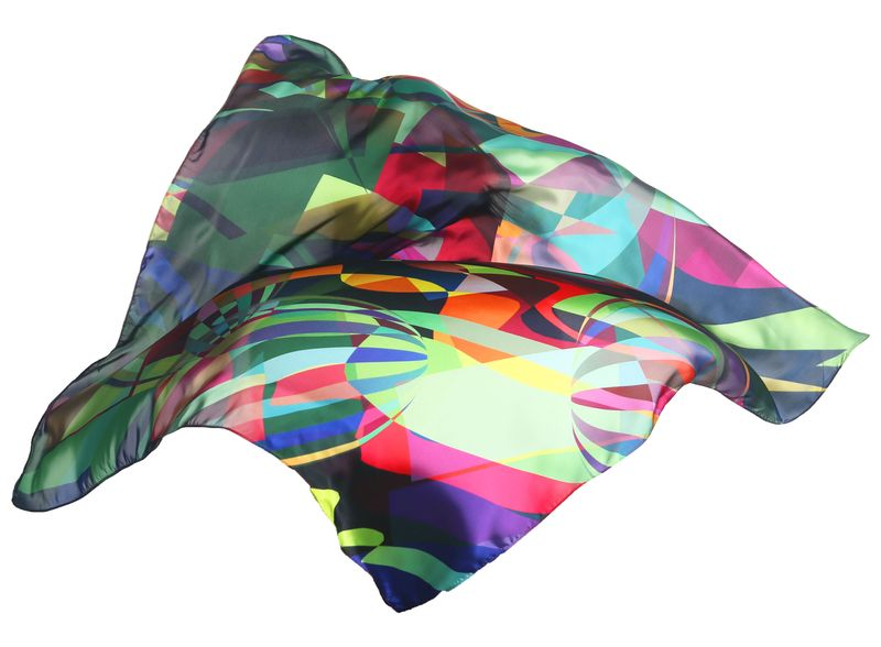 AIR | Silk Scarf Collection