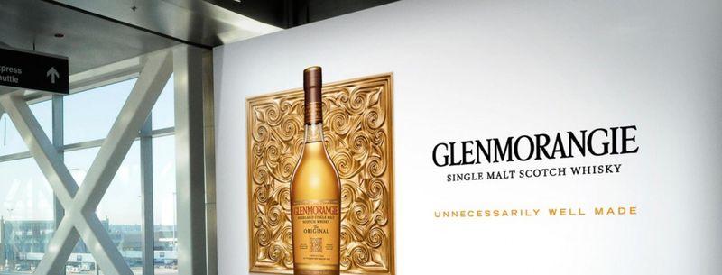 Glenmorangie Unseen Campaign