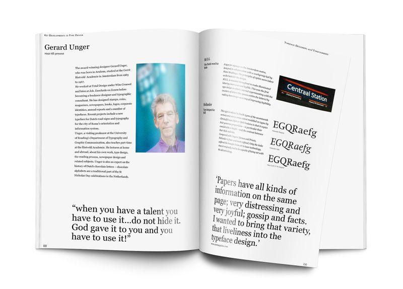 Magazine Concept