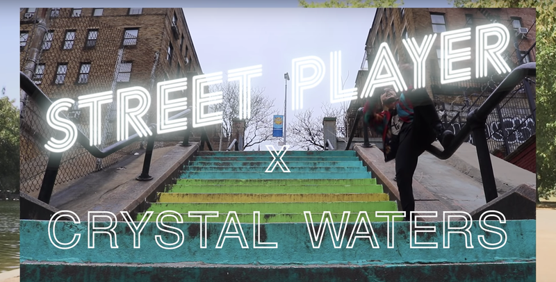 Street Player x Crystal Waters