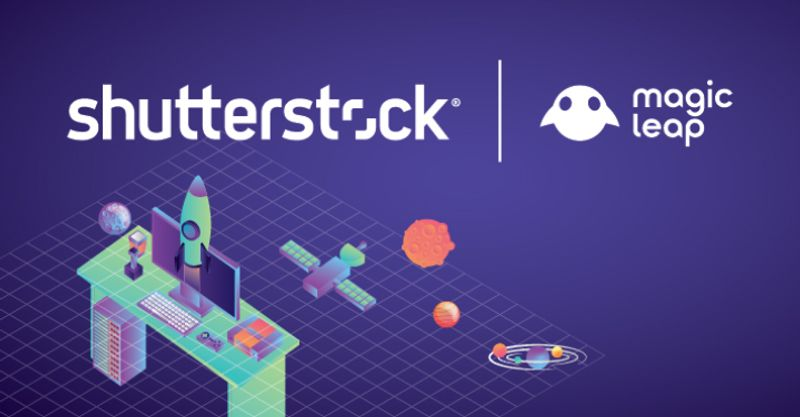 Shutterstock and Magic Leap Partner to Transform the Future of Reality