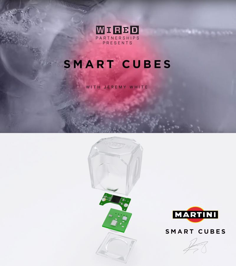 Martini 'Smart Cube'
