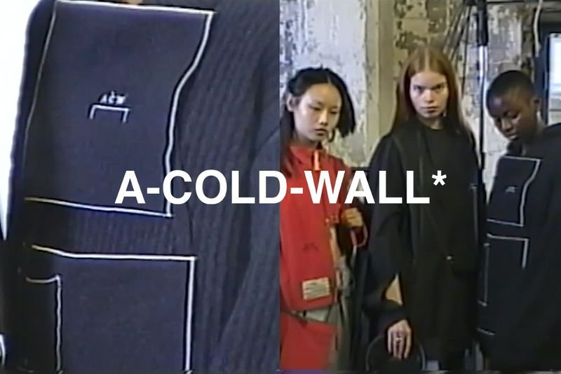 A-COLD-WALL* – Imagery + Documentation