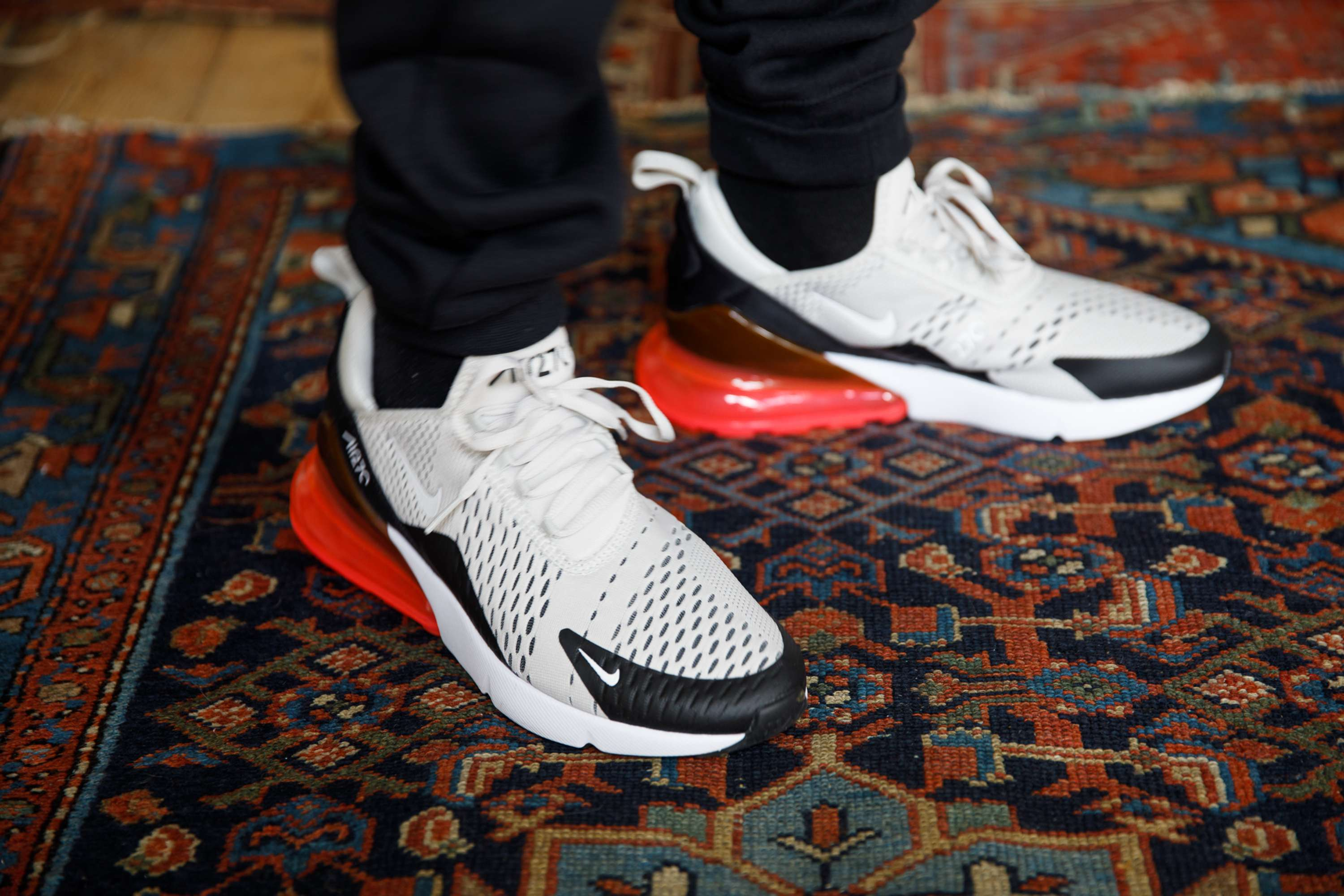 buy popular fba2f 210b2 Litty Lightz: Nike Air Max 270 x Footasylum Campaign | The Dots