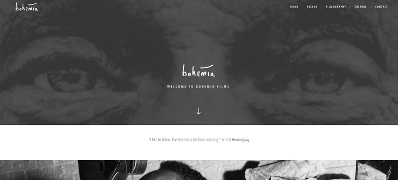 BOHEMIA FILM