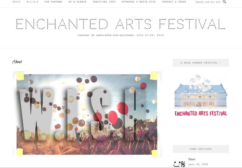 ENCHANTED ARTS FESTIVAL