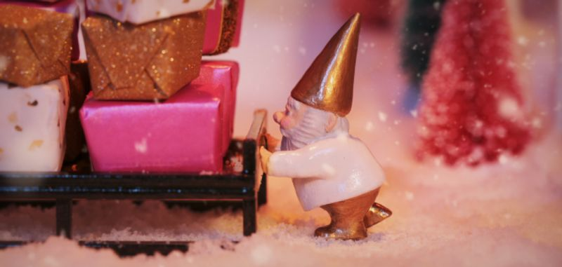 STOP MOTION CHRISTMAS IDENT
