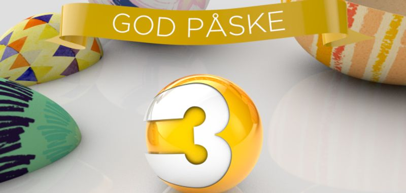 EASTER IDENT - TV3 NORWAY